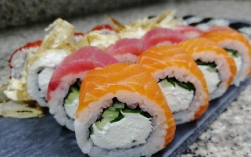 Суши-сет «Митсуруги»