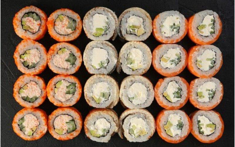 Суши-сет «Кавасаки»