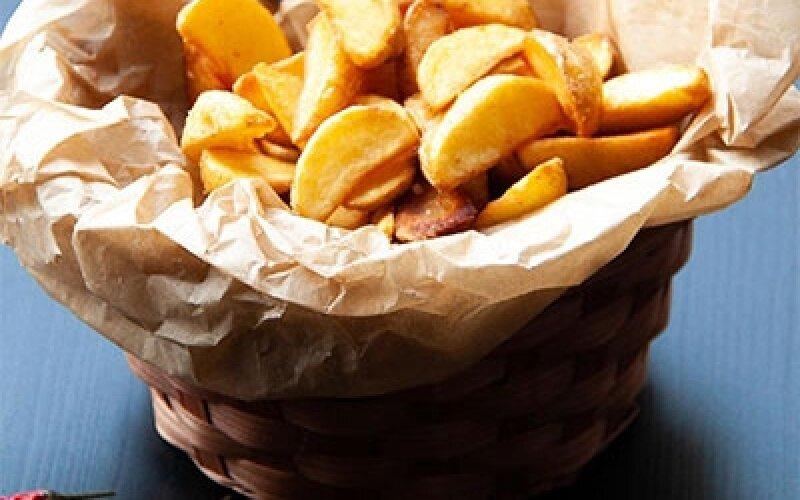 Картофель «По-деревенски» + соус