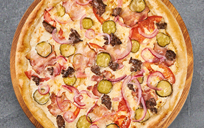 Пицца «Корно Россо»