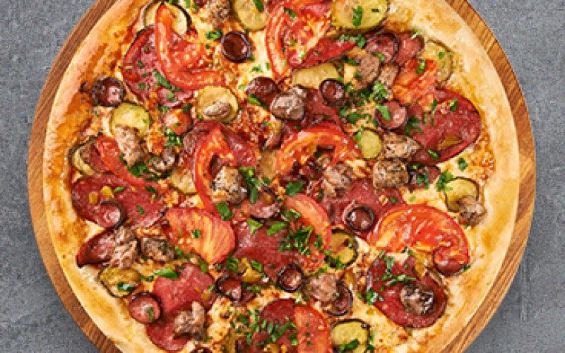 Пицца «Тревизо»
