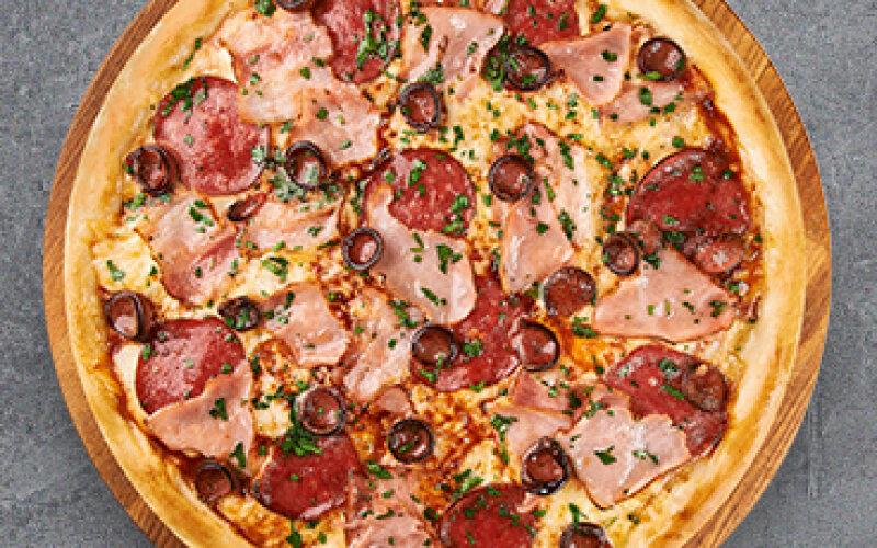 Пицца «Контрабанда»