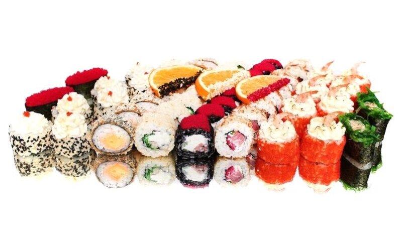 Суши-сет «Гурман»