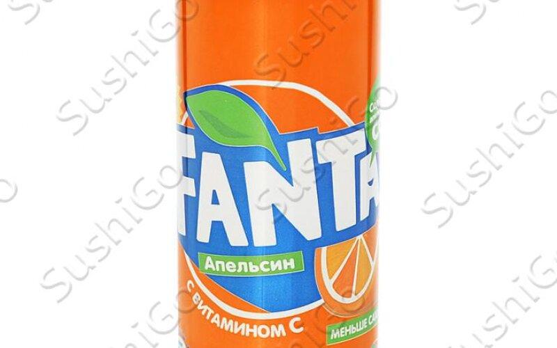 Газированный напиток Fanta «Апельсин»