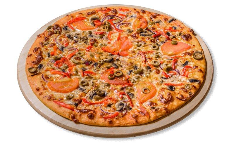 Пицца «Вегетарианская Light»