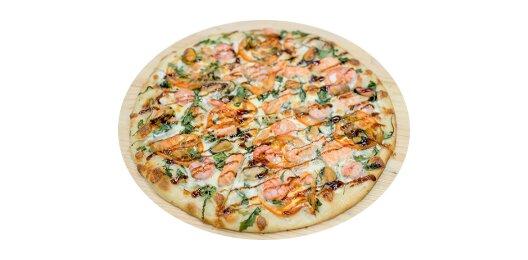 Пицца «Океан»