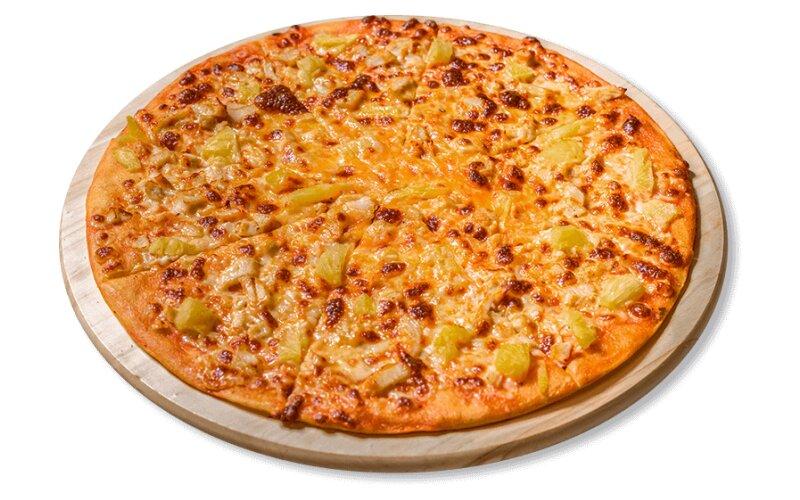 Пицца «Чикен & ананас»