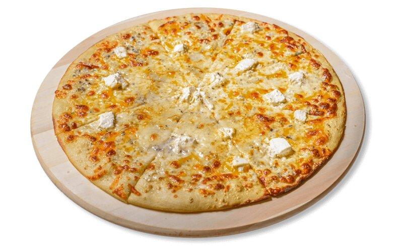 Пицца «Пять сыров Memel Blue»