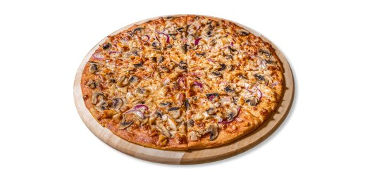 Пицца «Барбекю Drive»