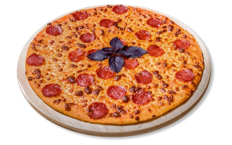 Пицца «Пеперони Calabria»