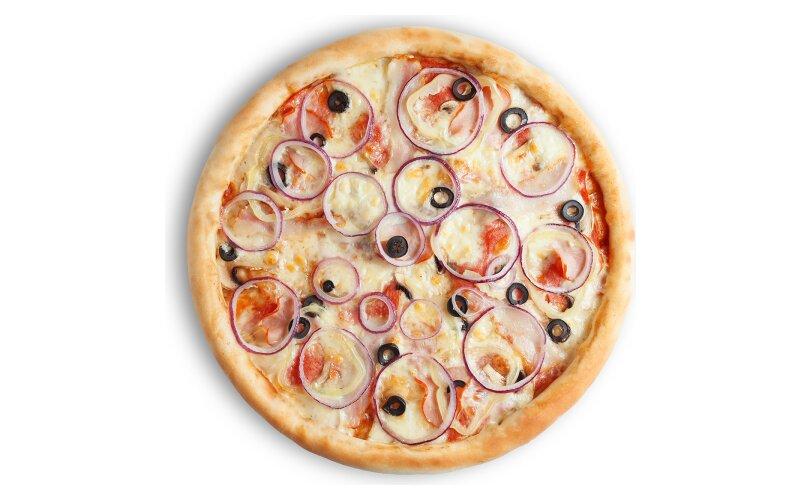 Пицца «Гриль»