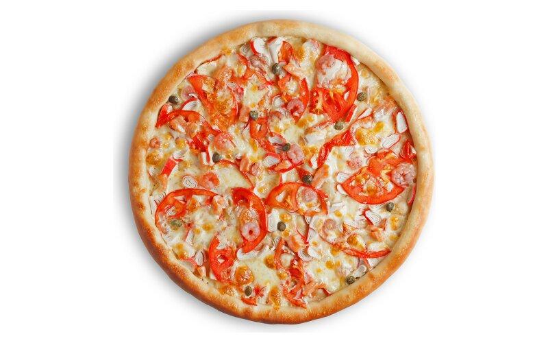 Пицца «Ривьера»