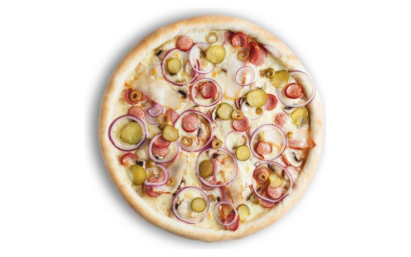 Пицца «Аляска»