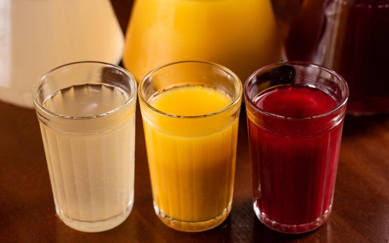 Напиток облепиховый с мёдом и розмарином