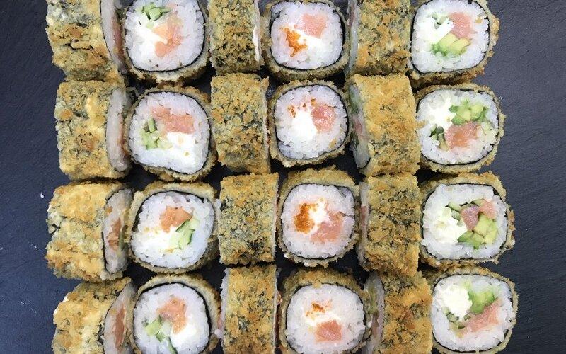 Суши-сет «Хот маки»
