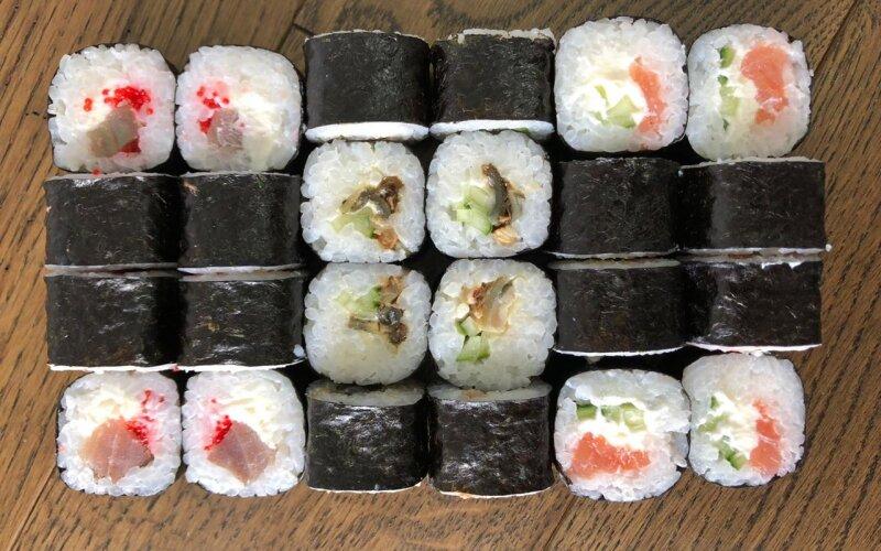 Суши-сет «Хосо 1»
