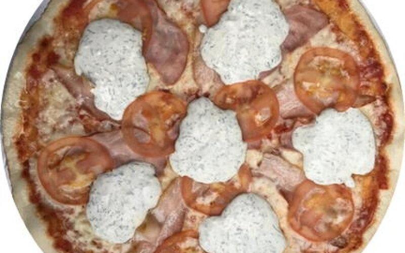 Пицца «Сметанная»