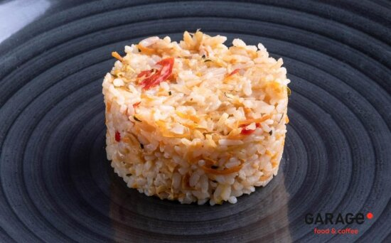 Кокосовый рис