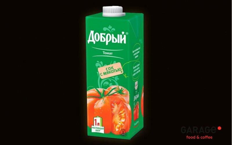 Сок «Добрый» томатный