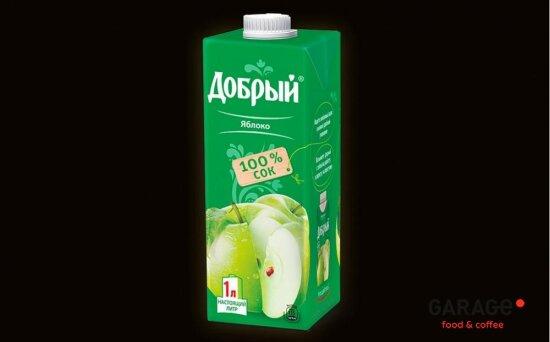 Сок «Добрый» яблочный