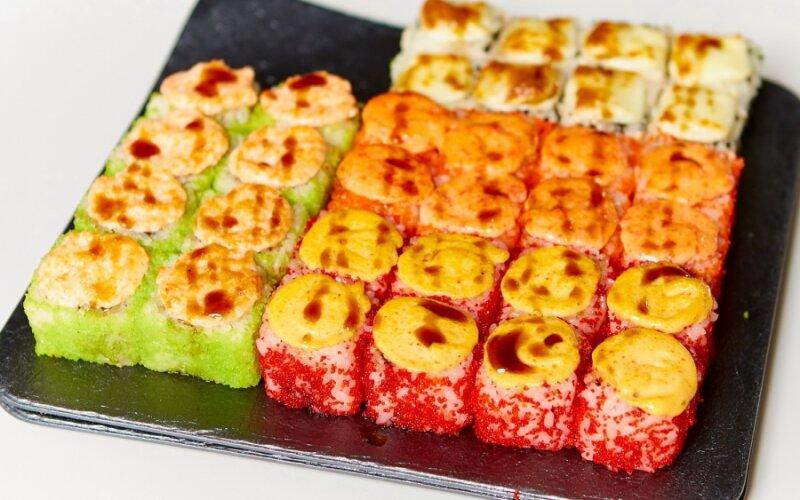 Суши-сет «Сакраменто Яки»