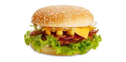 Бургер «Чикен-бекон»