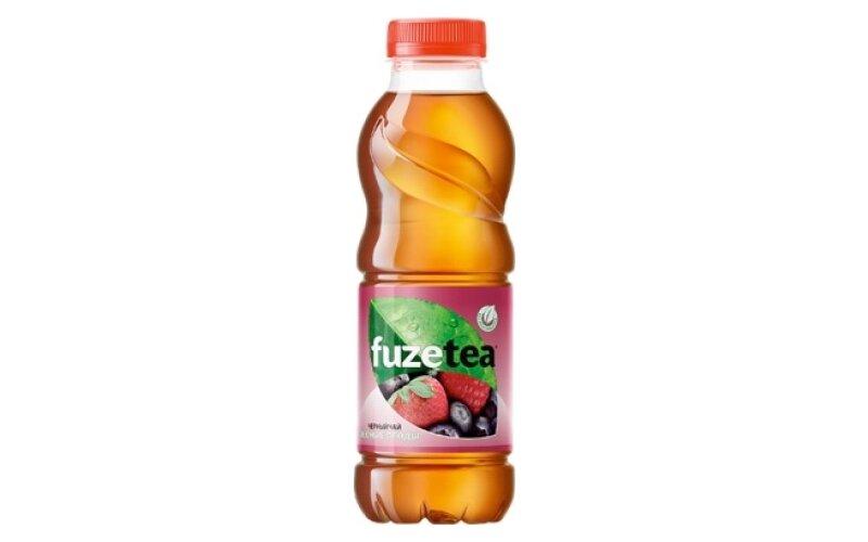 Чайный напиток FuzeTea «Лесные ягоды-гибискус»