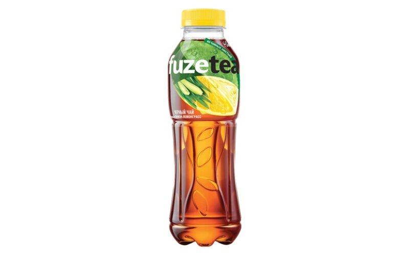 Чайный напиток FuzeTea «Лимон-лемонграсс»