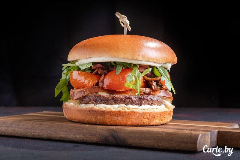 Бургер Jack Daniel's