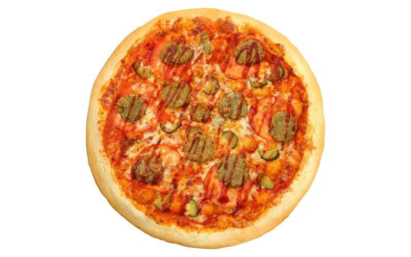 Пицца «Сальса» с фалафелем
