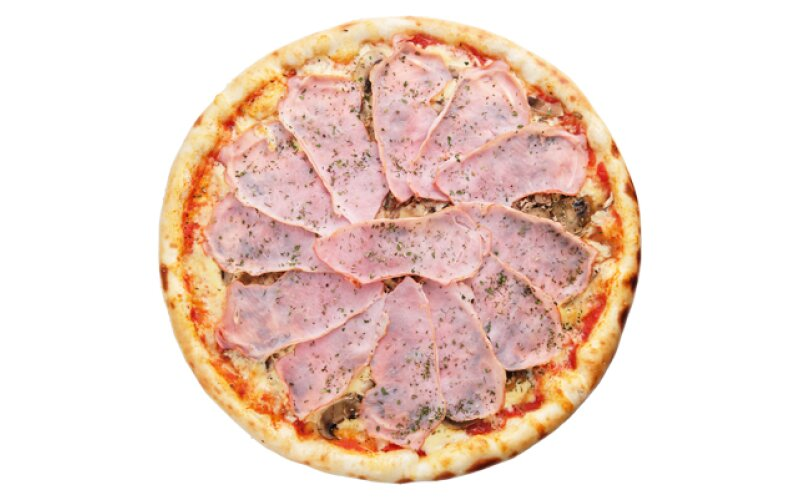 Пицца «Ветчина с грибами»