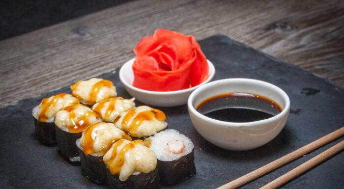 Суши фуджи