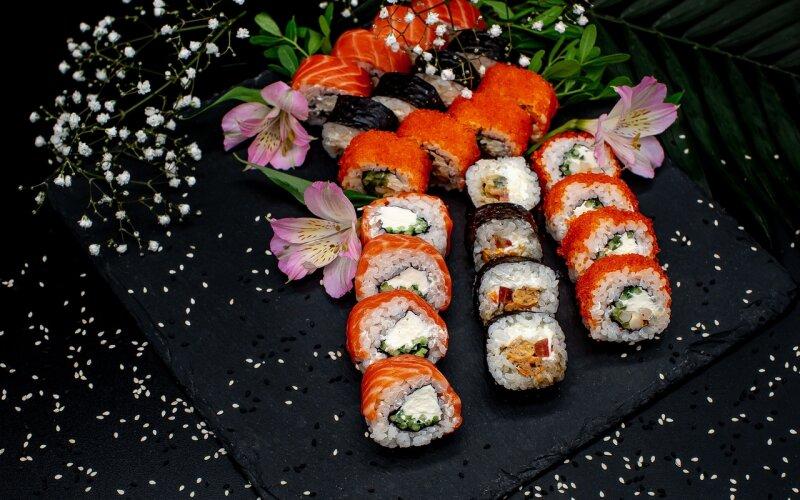 Суши-сет «Кабуки»