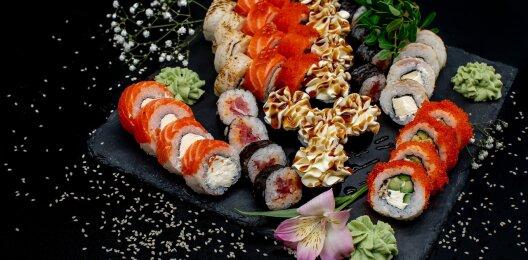 Суши-сет «Ля-мур»