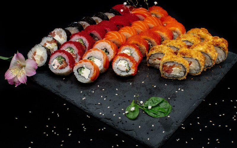 Суши-сет «Кайман»
