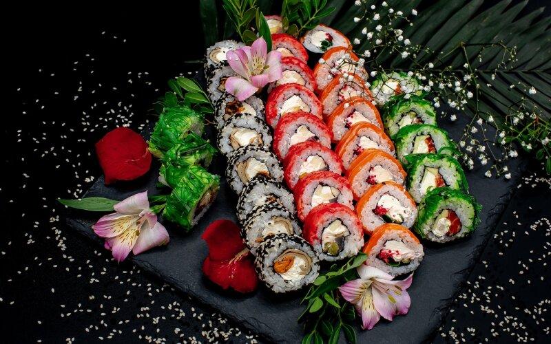 Суши-сет «Мания вкуса»