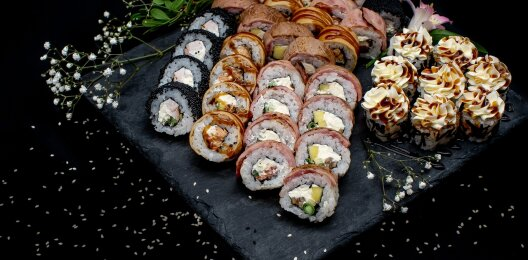 Суши-сет «Сумотори»