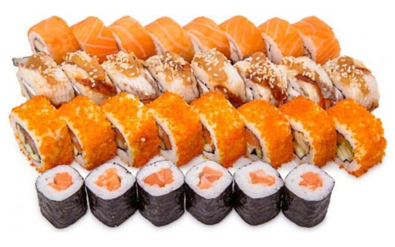 Суши-сет «Искушение»
