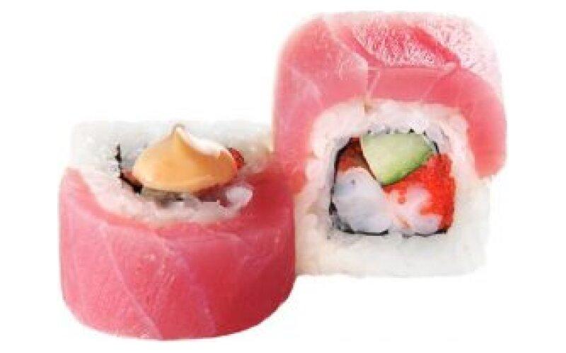 47 Урамаки Tuna Maki