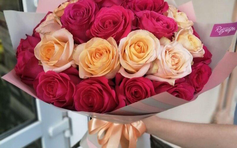 Букет «29 роз»