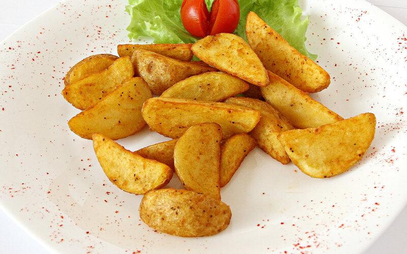 Картофель «По-домашнему»
