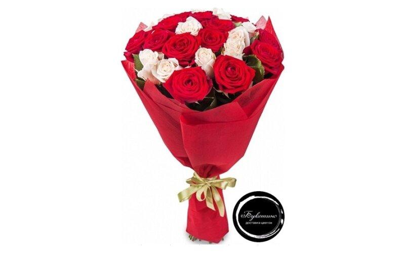 Букет «Цветы любви»