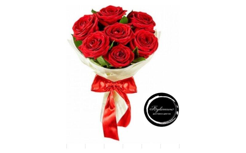 Букет «7 Роз»