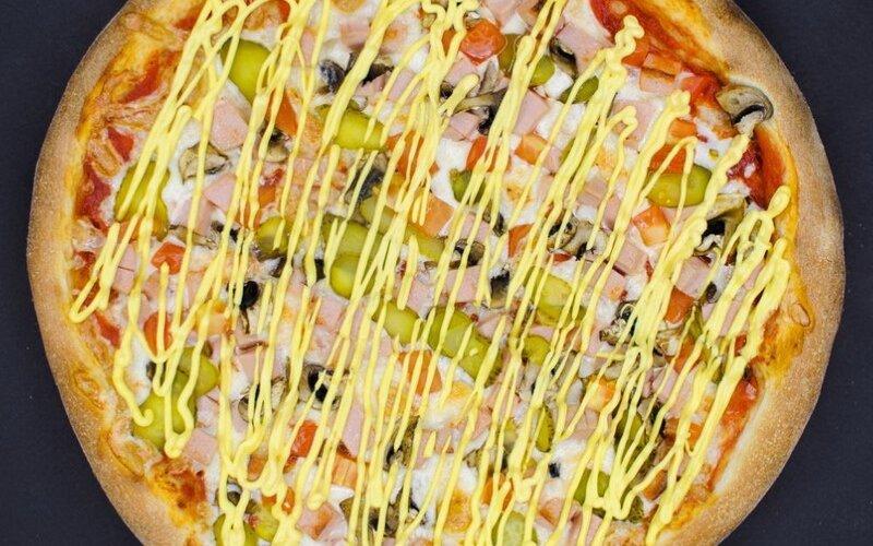 Пицца «Как дома»