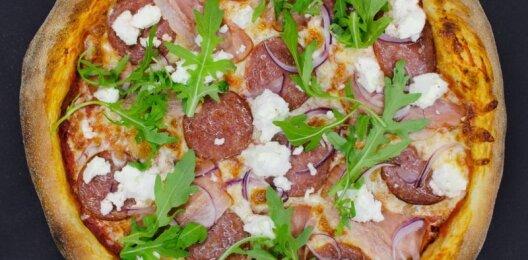 Пицца «Прошутто»