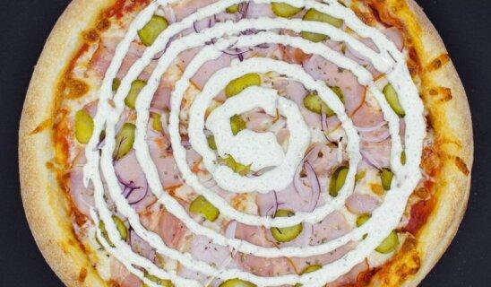 Пицца «Слуцкая»