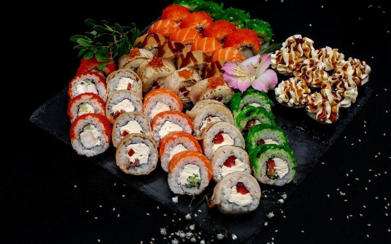 Суши-сет «Биг сет»