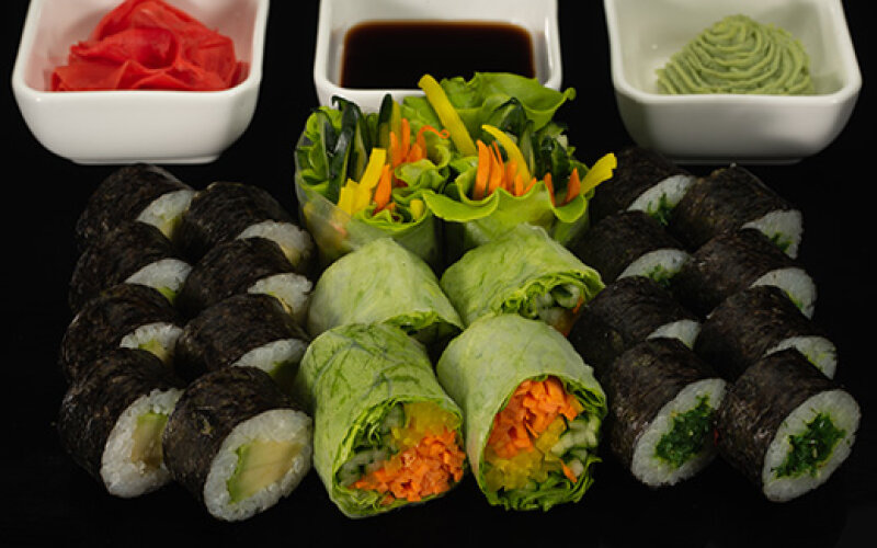 Суши-сет «Вегетарианский»