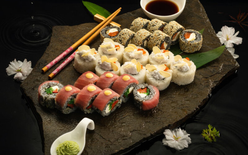 Суши-сет «Якудза»