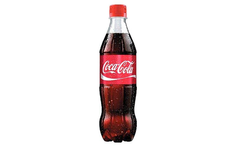 Напиток газированные Coca-Cola